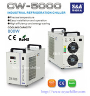 lab chiller for scanning electron microscopes S&A brand