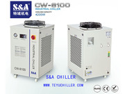 S&A Water cooler for high intensity LED lighting system