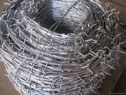 Barbed wire mesh supplier and exporters