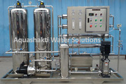 Mineral Water Plant - Sewage Treatment Plants Manufacturer,  India.