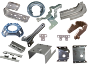 Sheet metal parts & stamping components supplier from India