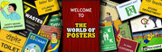 Safety Posters in Mumbai,  India. -INR 250
