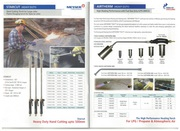 Messer make gas cutting torch & tools in bilaspur & Korba