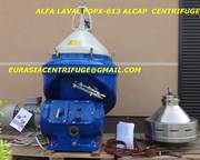 Reconditioned Alfa Laval oil purifier - separator - centrifuge