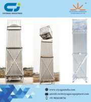 Cryogas Equipment Pvt Ltd manufacturer of Cryogenic LNG Vaporizer