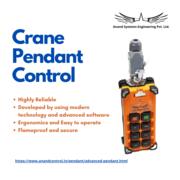 Crane Pendant push button manufacturer in Mumbai